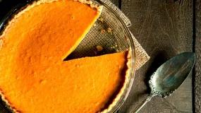 Sweet Potato Walnut Pie