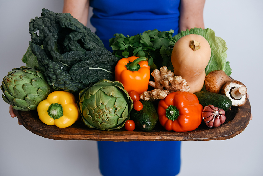 Six Ways to Level Up Your Health with Nutrition