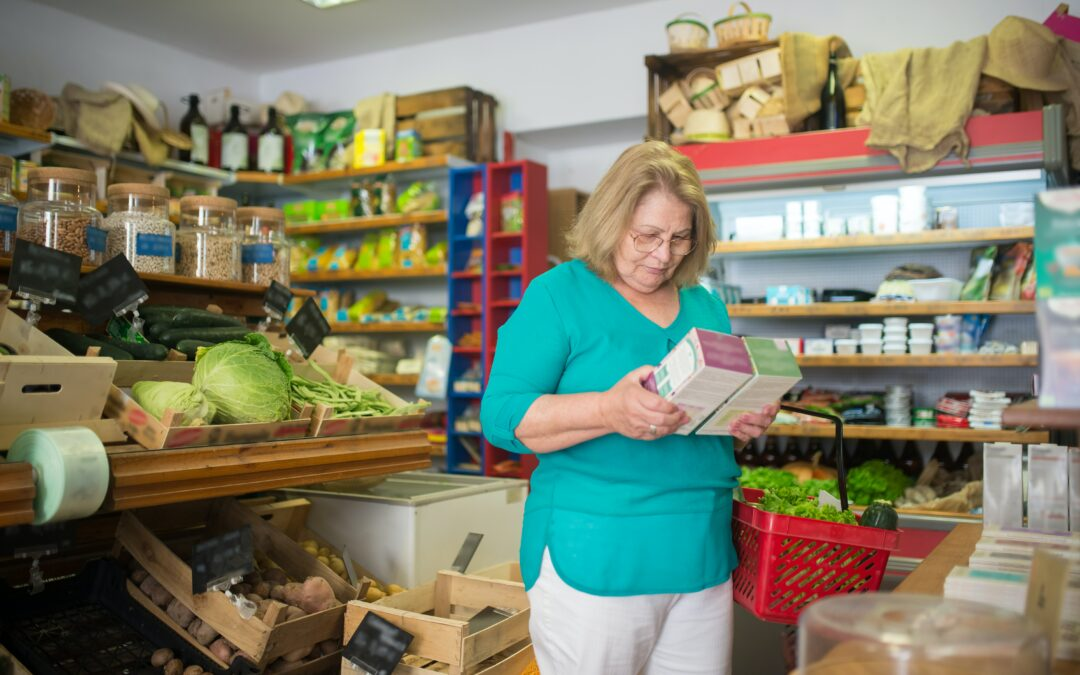 Informed Shopper: Phase 2; October 19, 2021